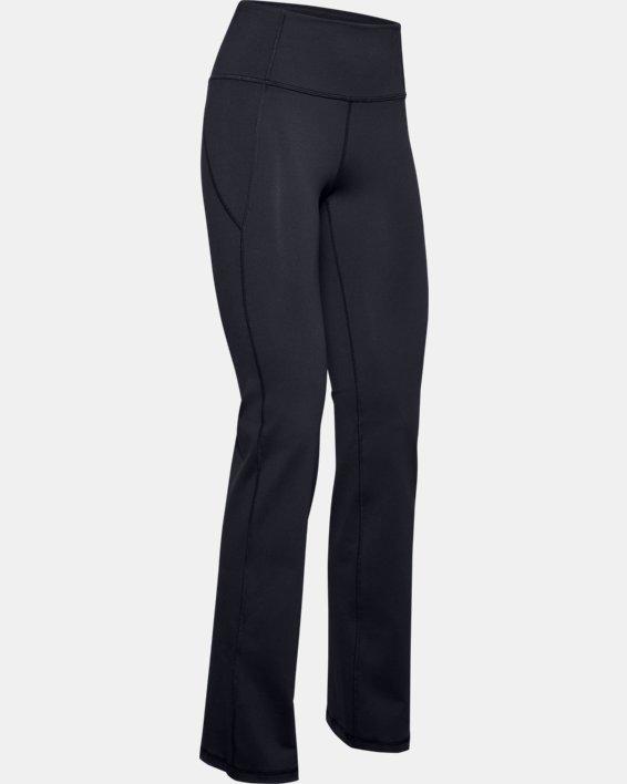 Women's UA Reflect Hi-Rise Boot Cut Pants, Black, pdpMainDesktop image number 3