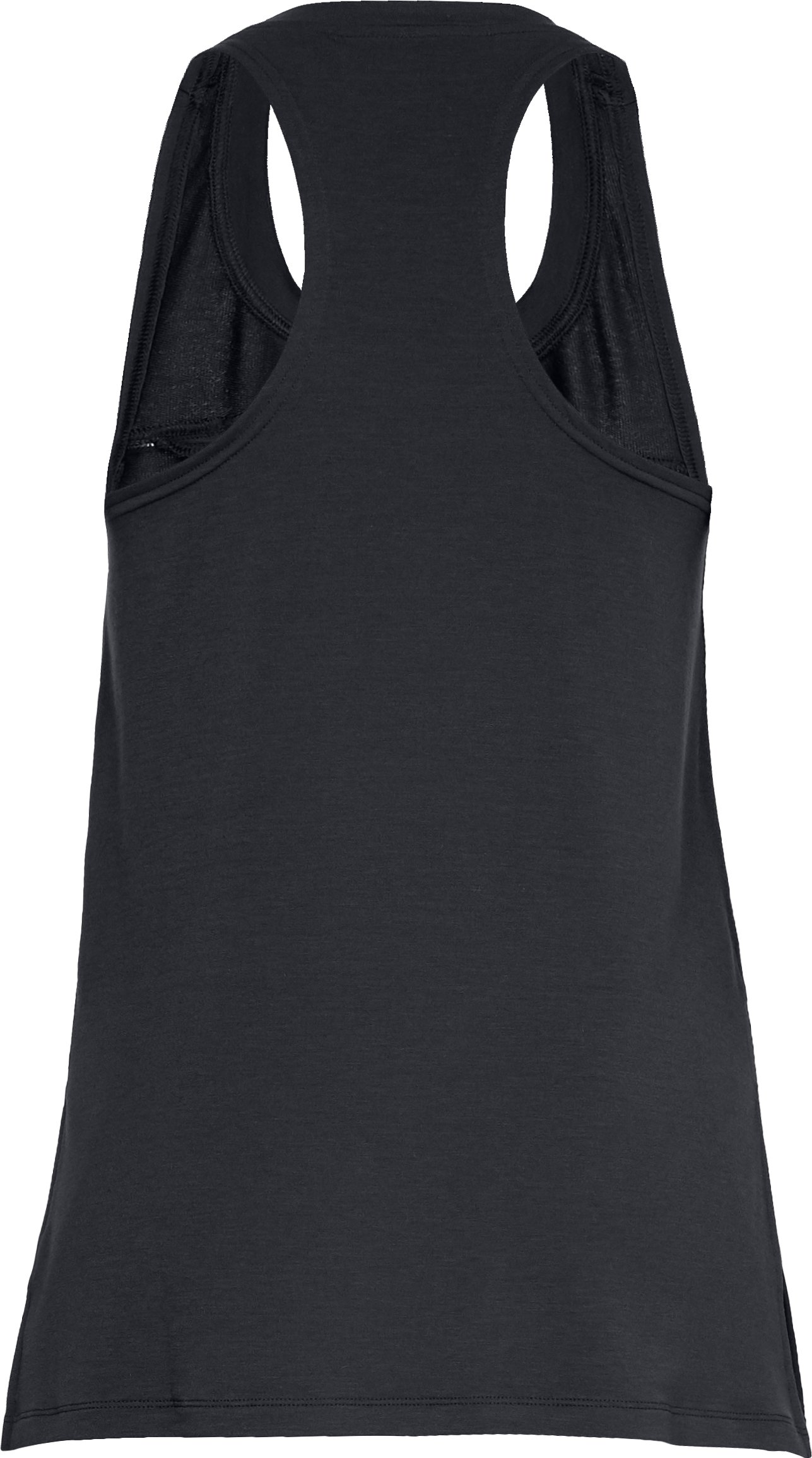 Women's UA Modal Terry Tunic, Black ,