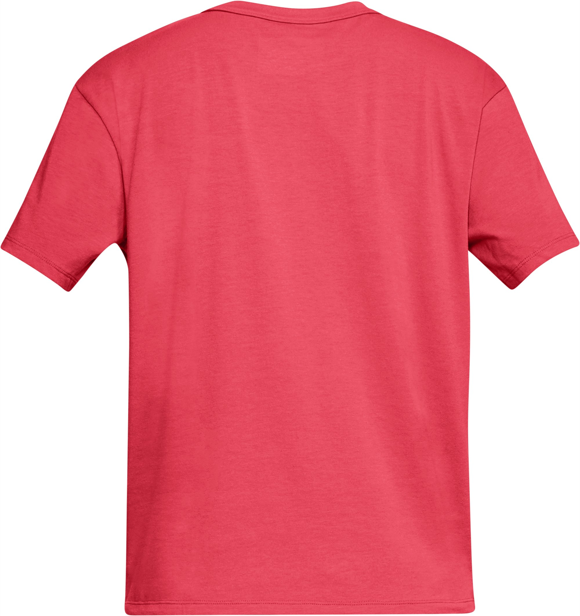 Women's UA Girlfriend Wordmark Crew, CORAL COVE,