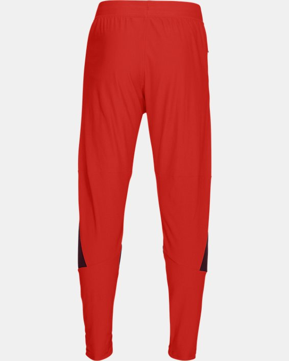 Men's UA Vanish Pants, Red, pdpMainDesktop image number 5