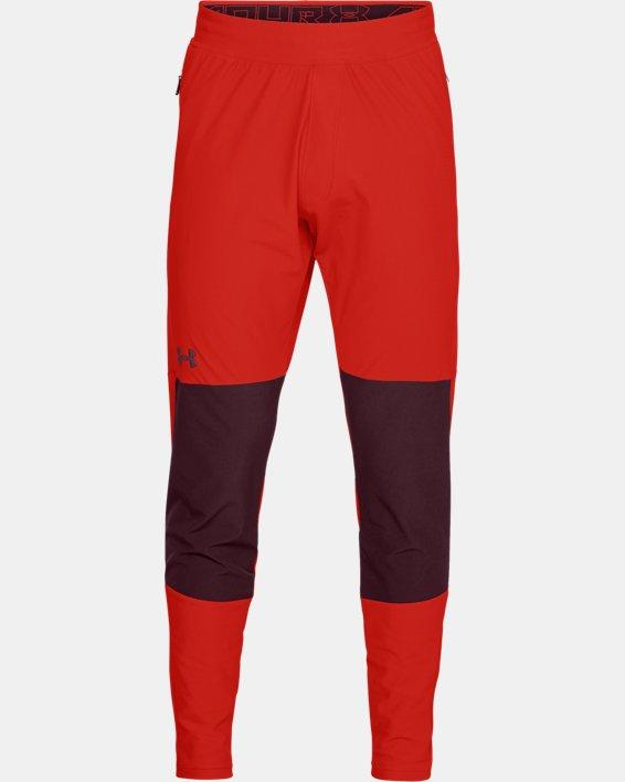 Men's UA Vanish Pants, Red, pdpMainDesktop image number 4