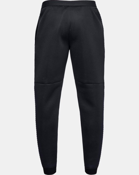 Men's UA Move Pants, Black, pdpMainDesktop image number 5