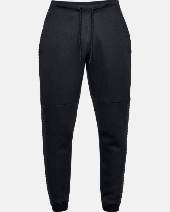Men's UA Move Pants, Black, pdpMainDesktop image number 4