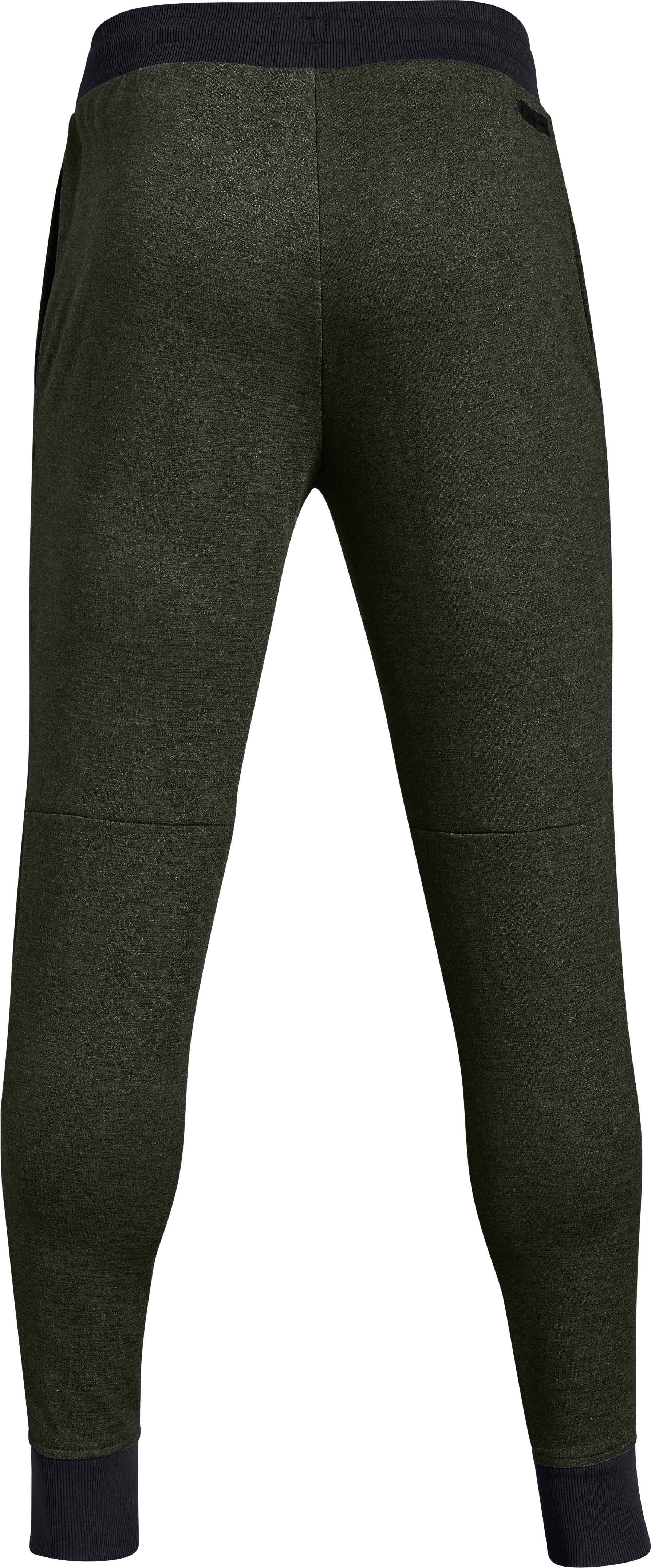 Men's UA Unstoppable Double Knit Joggers, Artillery Green,