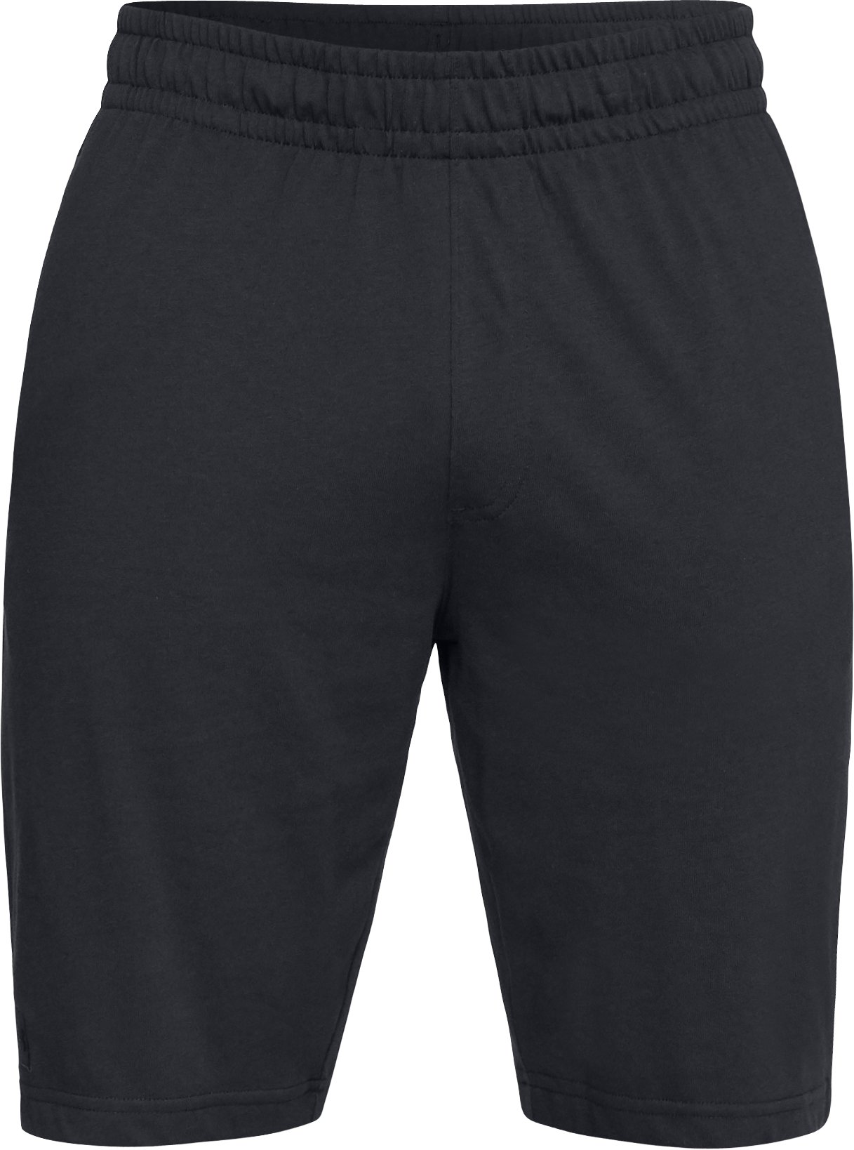 Men's UA Rival Shorts, Black ,