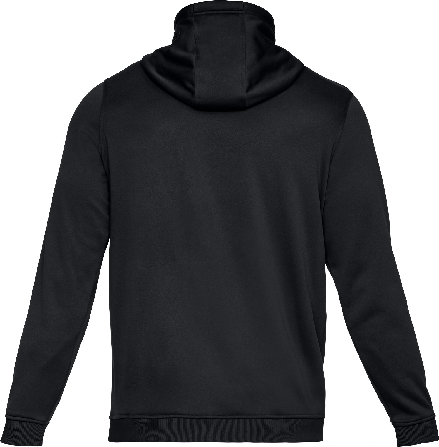 Men's Armour Fleece® Hoodie, Black ,