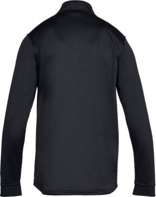 Under Armour Mens Zephyr Fleece Solid Long Sleeve /¼ Zip T-Shirt