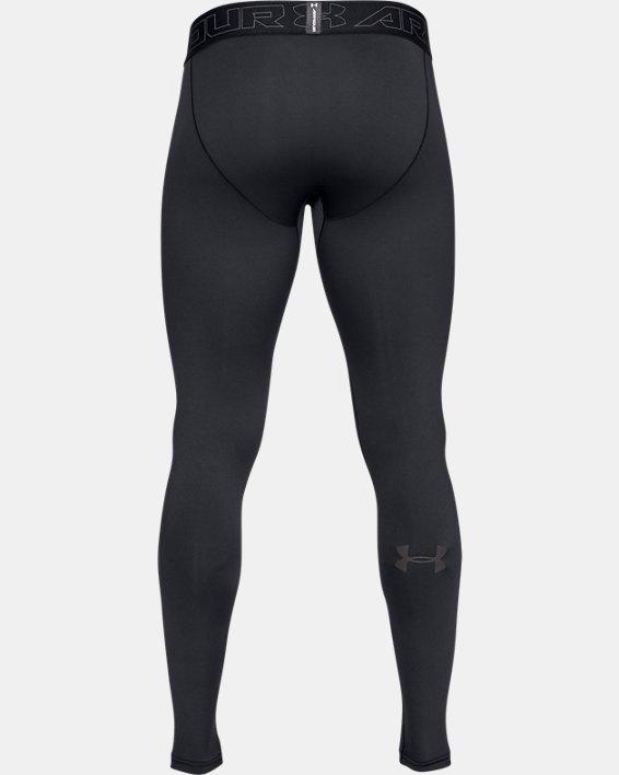 Men's ColdGear® Leggings, Black, pdpMainDesktop image number 7