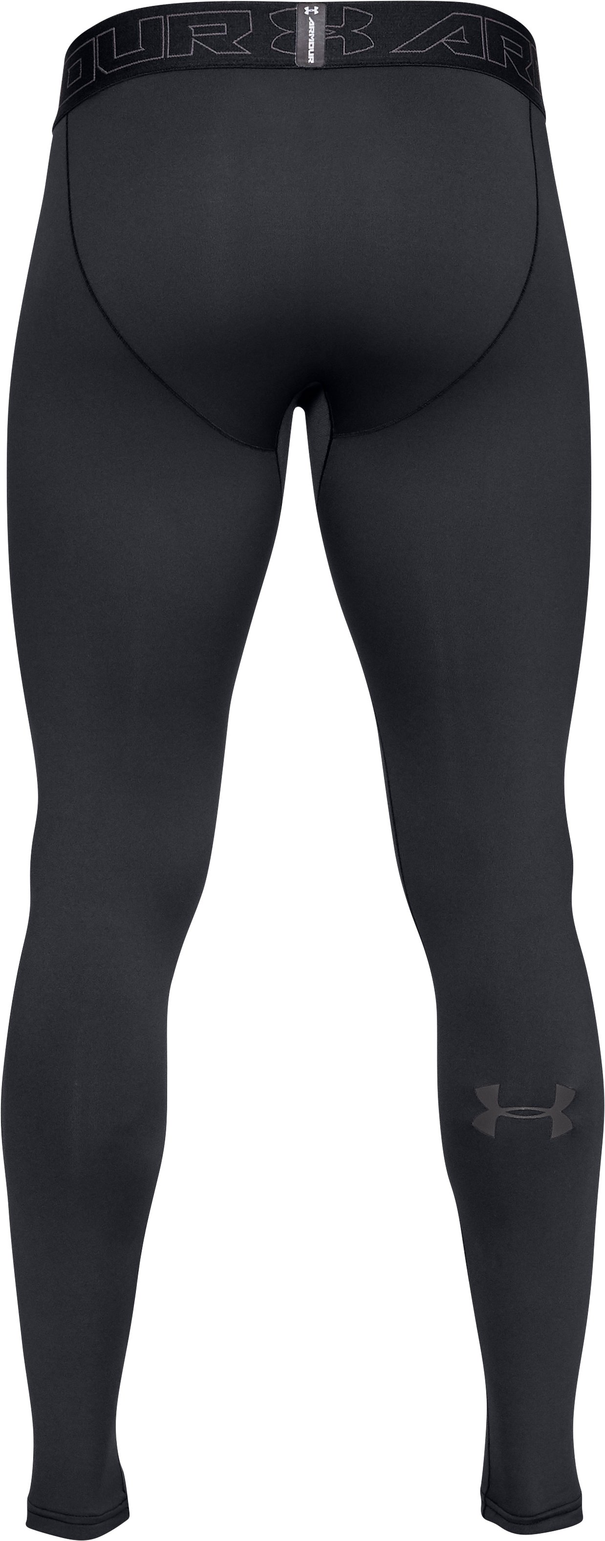 Men's ColdGear® Leggings, Black ,