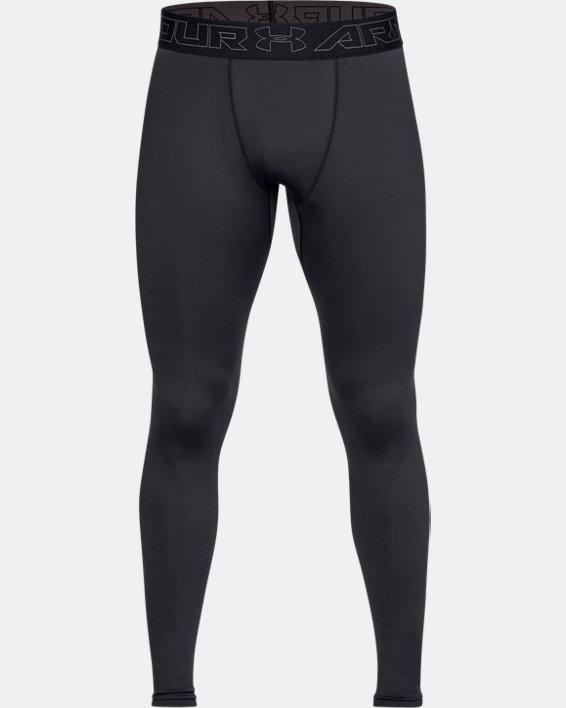 Men's ColdGear® Leggings, Black, pdpMainDesktop image number 6