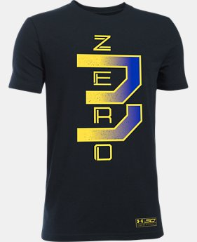 Boys' SC30 Three Zero T-Shirt  1 Color $18.99