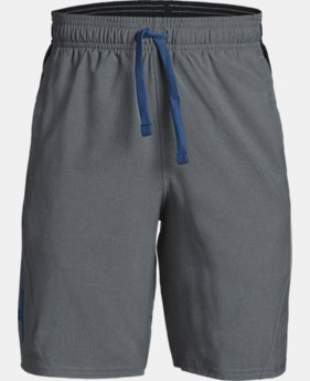Boys' UA Evolve Woven Shorts  1  Color Available $30