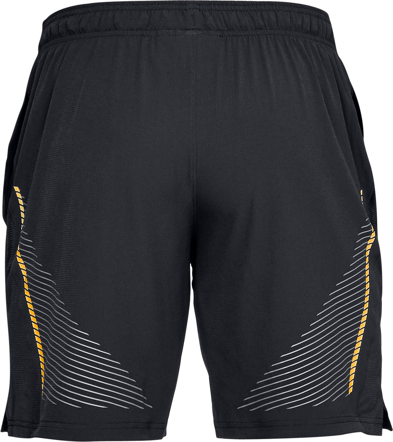 Men's UA x Project Rock Cage Shorts, Black ,