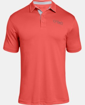 Men's UA Fish Tech Polo  1  Color Available $45