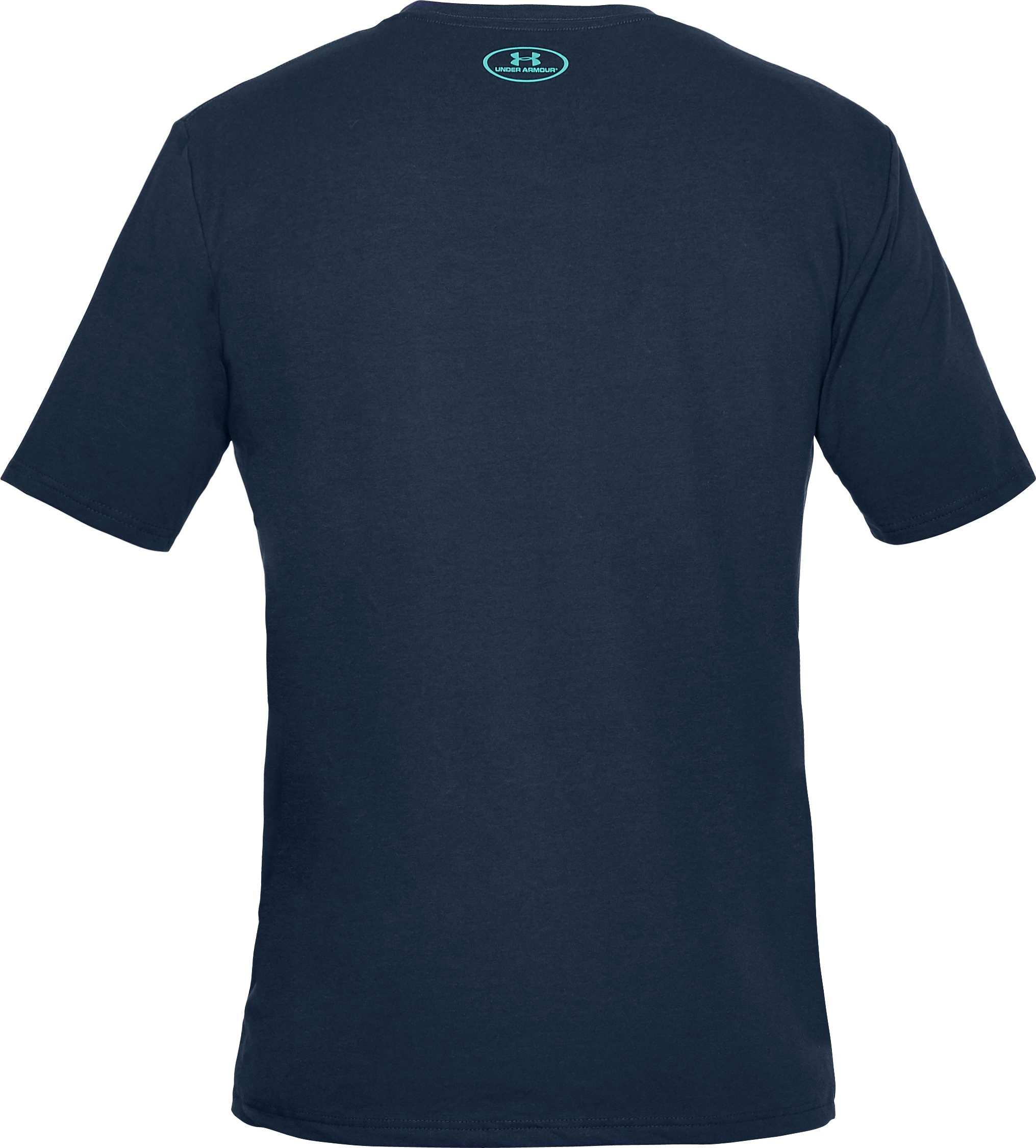 Men's UA Fish Logo T-Shirt, Academy,