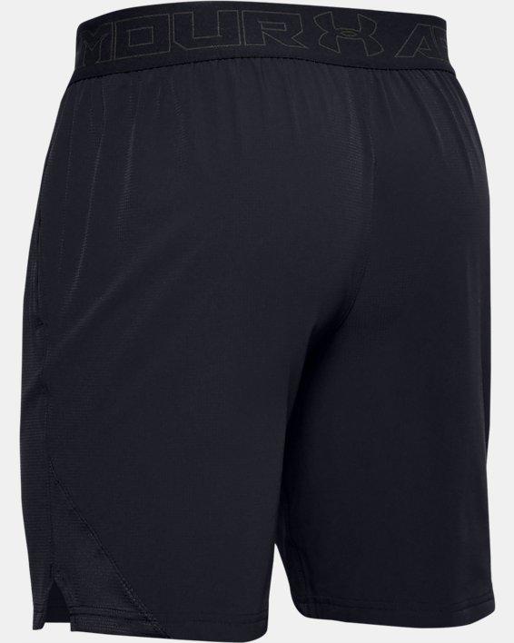 Men's UA Elevated Woven Shorts, Black, pdpMainDesktop image number 5
