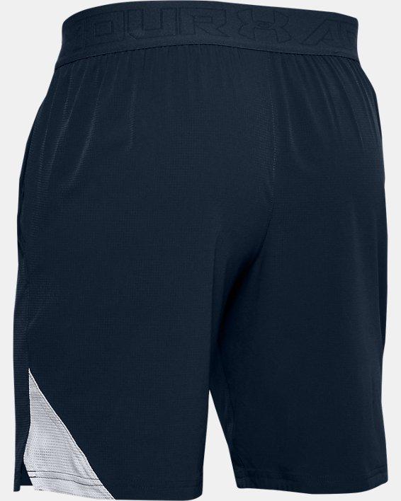 Men's UA Elevated Woven Shorts, Navy, pdpMainDesktop image number 5