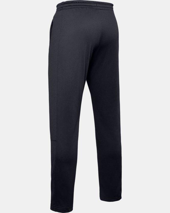 Men's Armour Fleece® Pants, Black, pdpMainDesktop image number 5