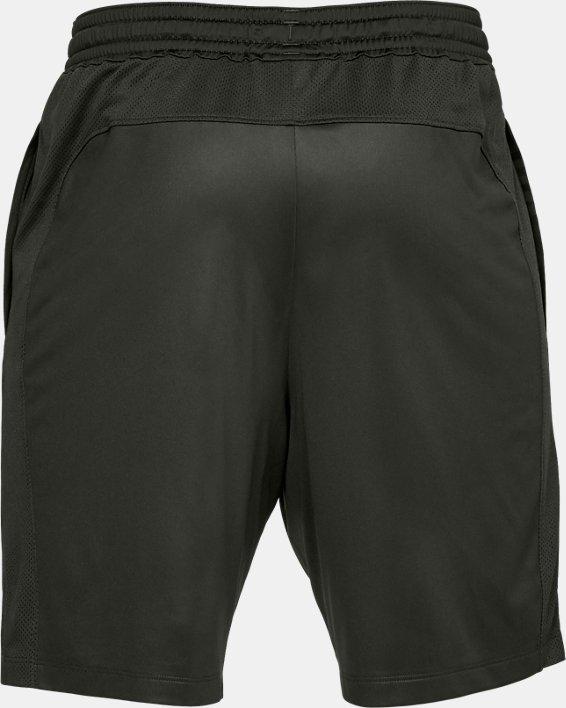 Men's UA MK-1 Camo Shorts, Green, pdpMainDesktop image number 4