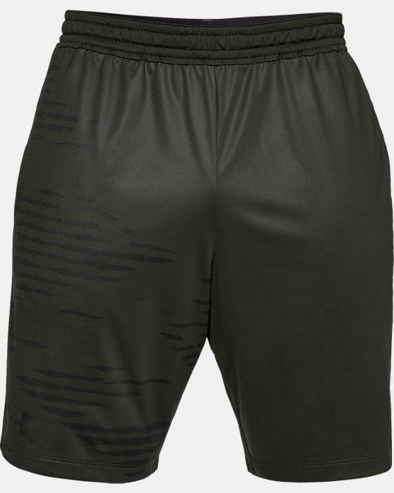 Men's UA MK-1 Camo Shorts, Green, pdpMainDesktop image number 3