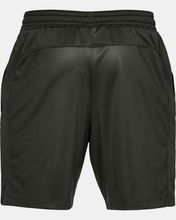 Men's UA MK-1 Camo Print Shorts, Green, pdpMainDesktop image number 4