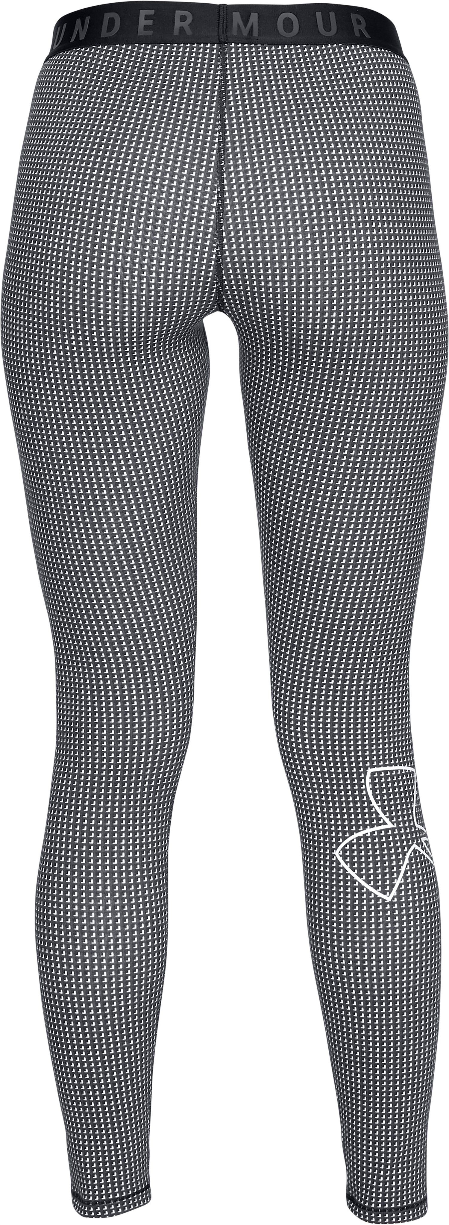 Women's UA Favorite Graphic Logo Leggings, Black ,