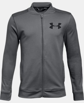 Boys' UA Pennant 2.0 Jacket  2  Colors Available $40