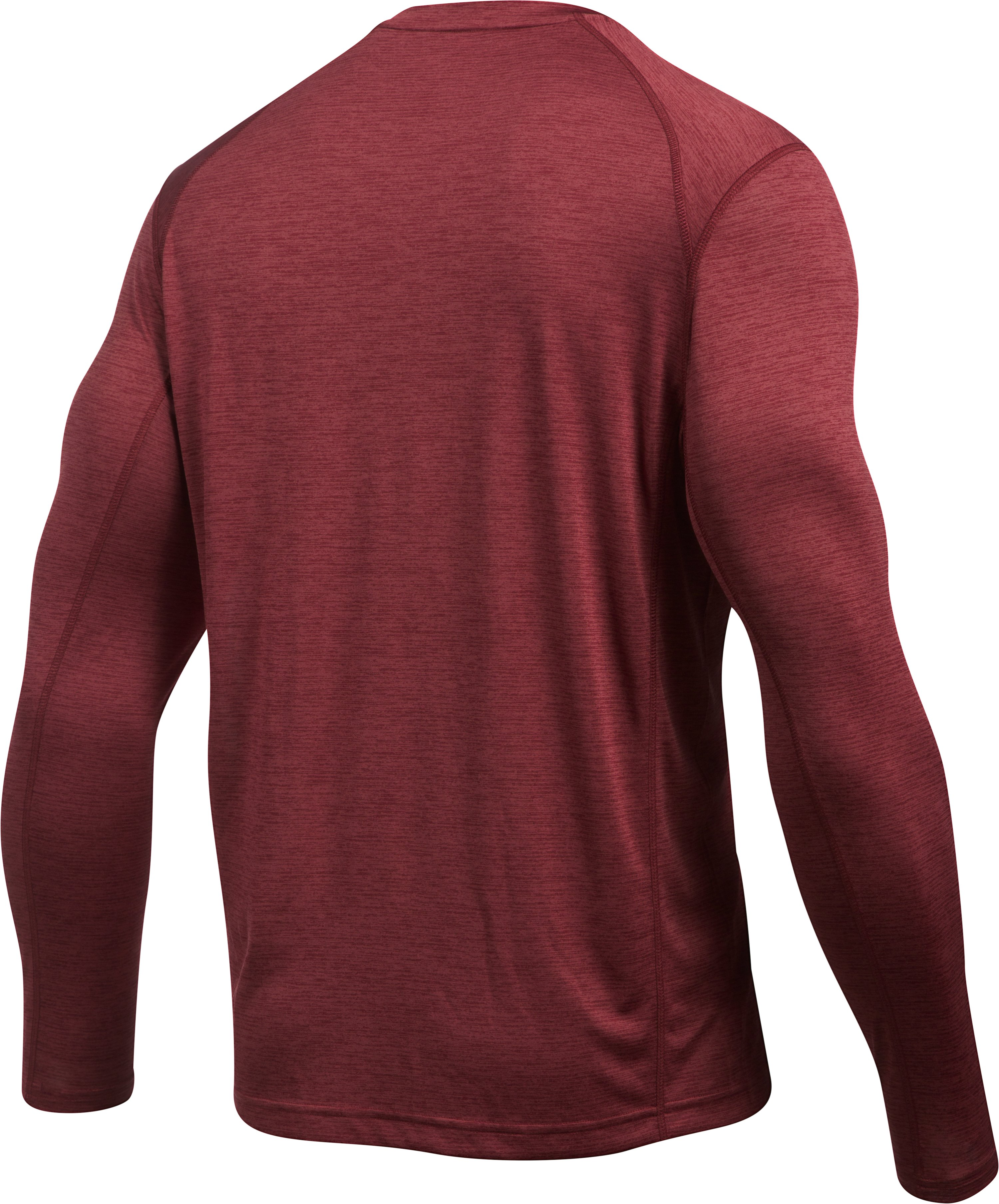Men's South Carolina Long Sleeve Training T-Shirt, Garnet, undefined