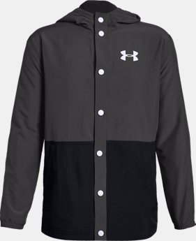 Boys' UA Phenom Coaches Jacket  4  Colors Available $65