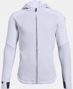 Boys' UA Unstoppable /MOVE Full Zip  4  Colors Available $70 to $80