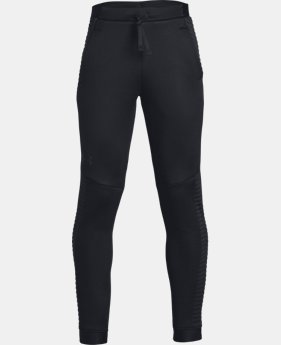 Boys' UA Unstoppable /MOVE Pants  2  Colors Available $70