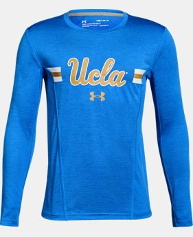 New Arrival Boys' UCLA UA Training Long Sleeve T-Shirt  1 Color $37.99