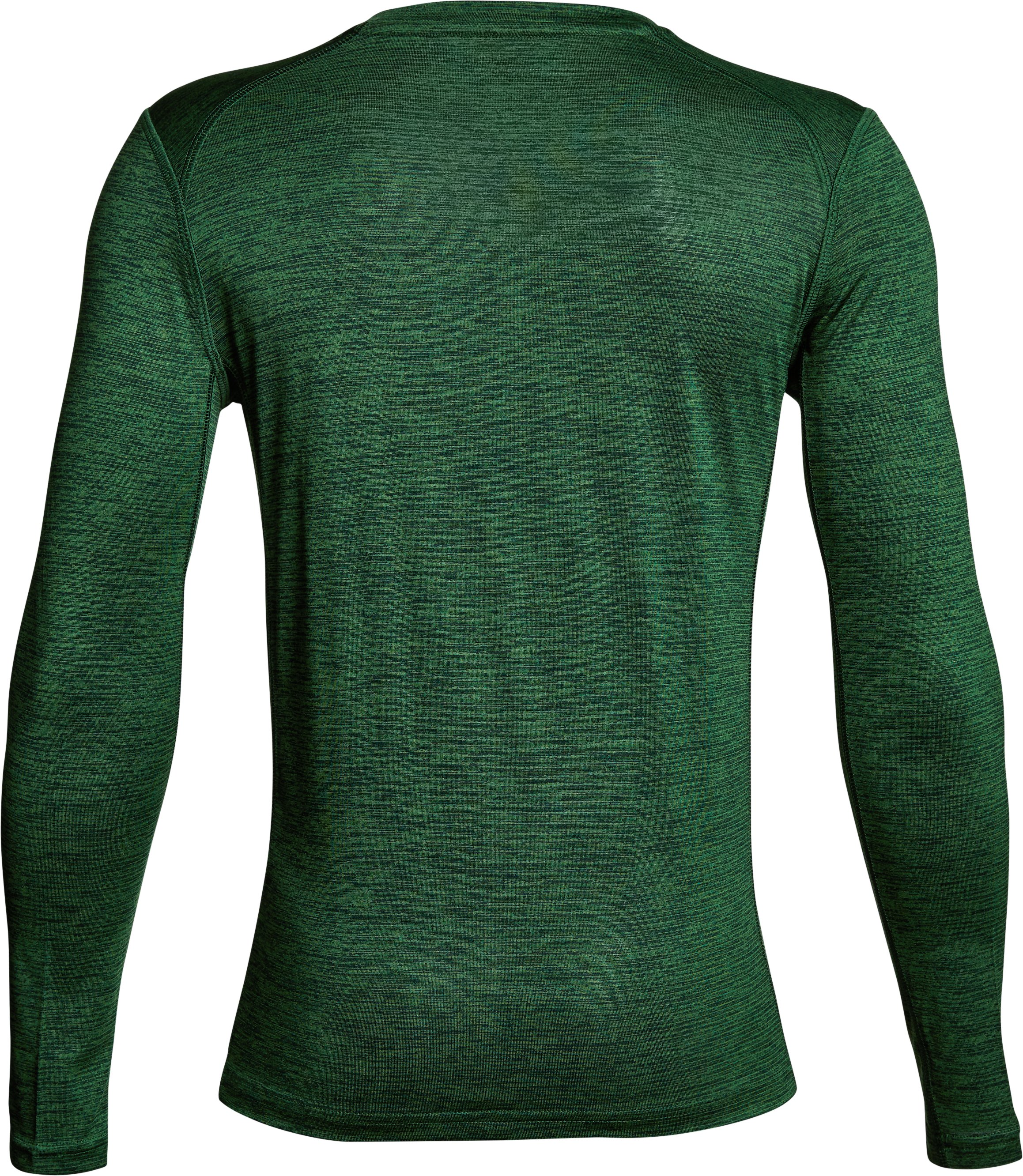 Boys' South Florida Long Sleeve Training T-Shirt, Forest Green,