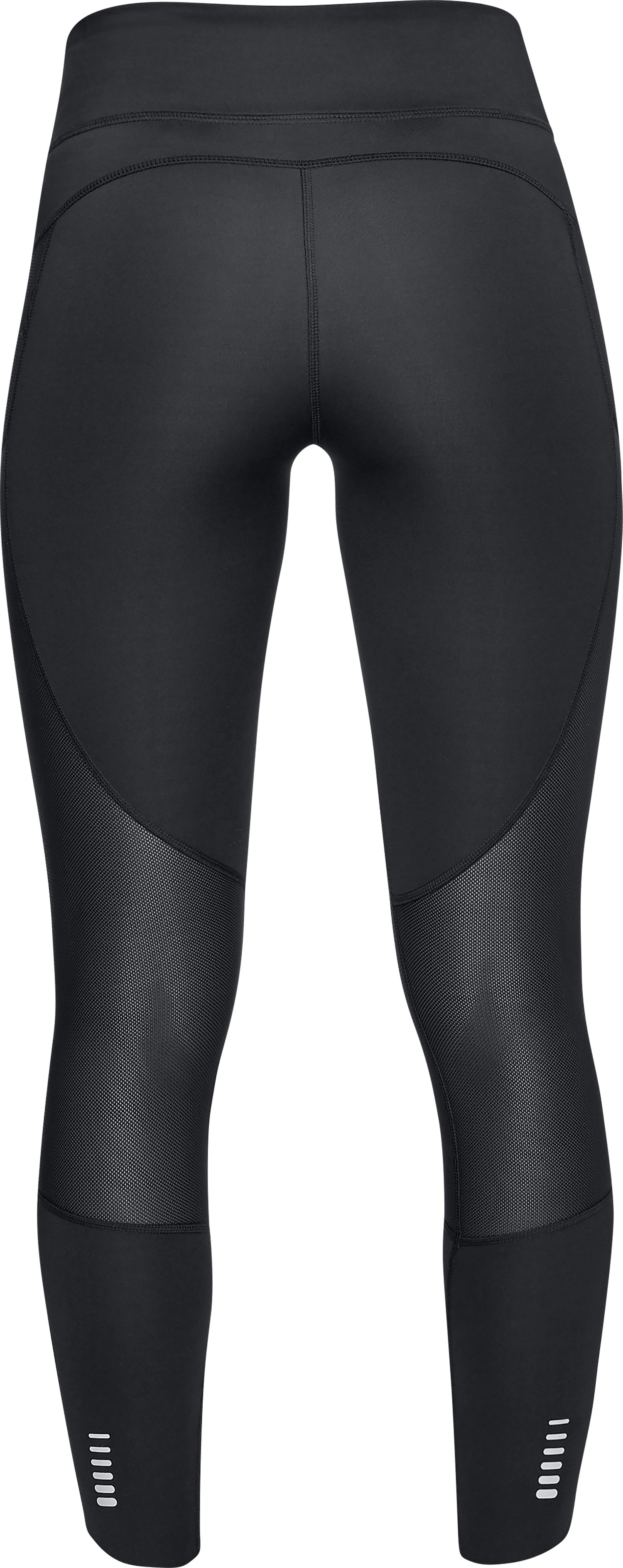 Women's UA Speedpocket Run Crop, Black ,