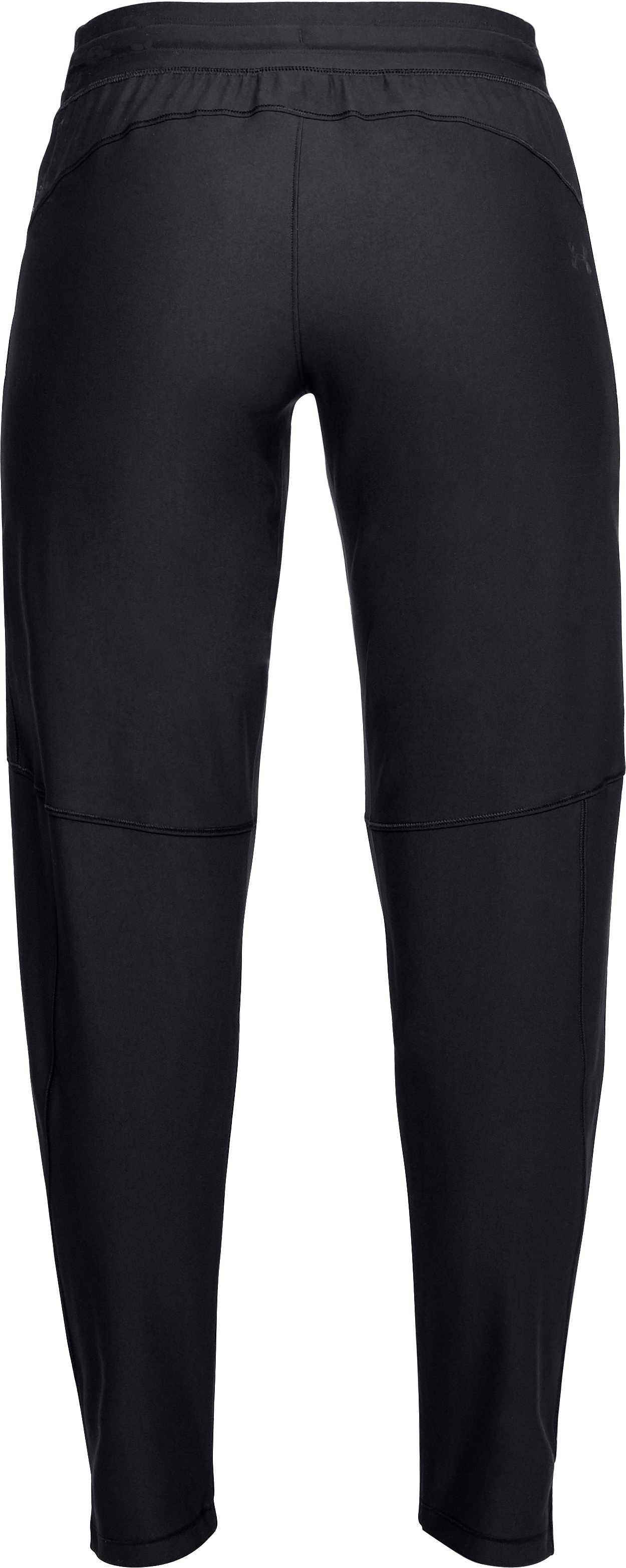 Women's UA Athlete Recovery Balance Track Pants, Black ,