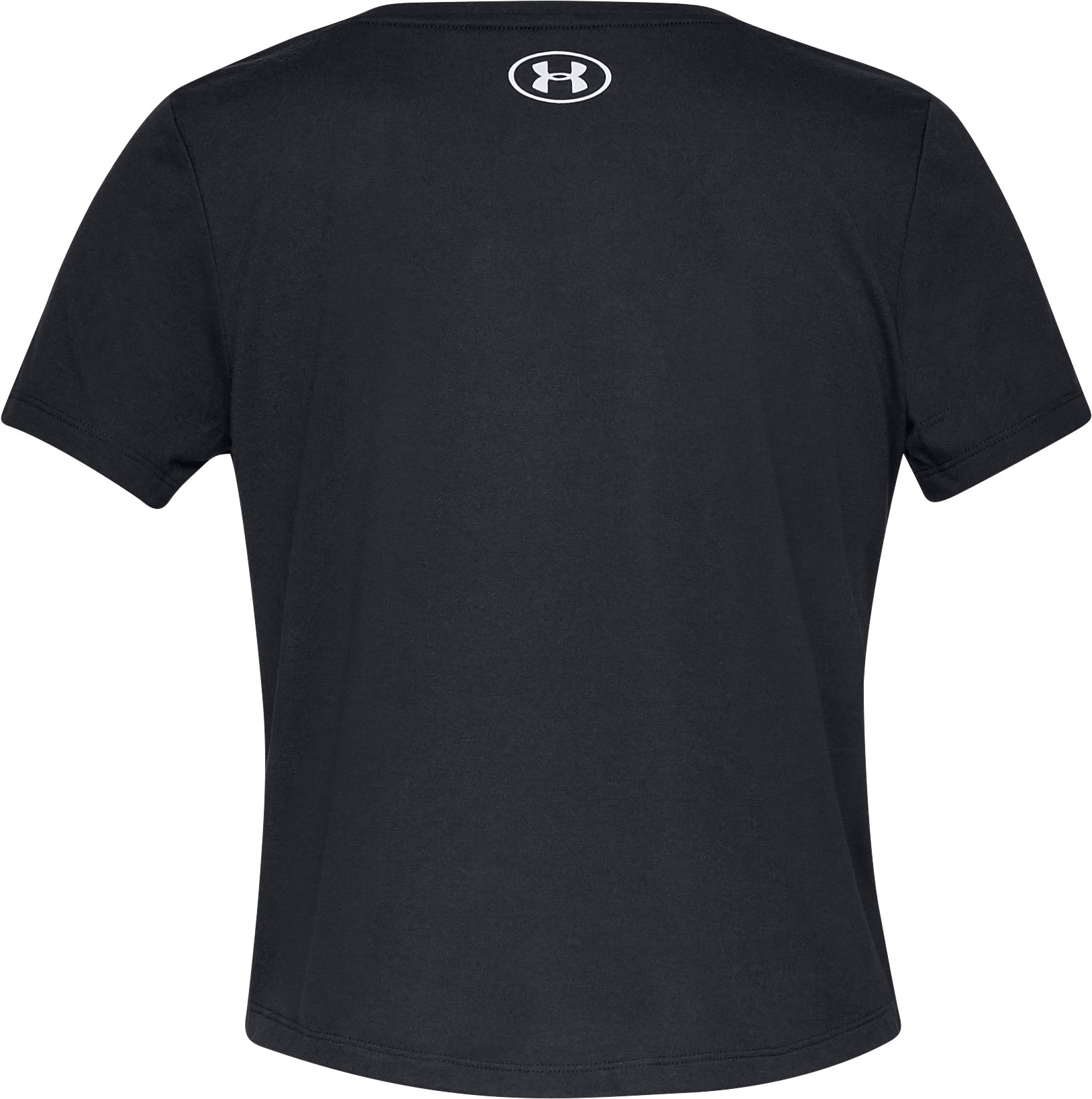 Women's UA Run Graphic Boxy T-Shirt, Black ,