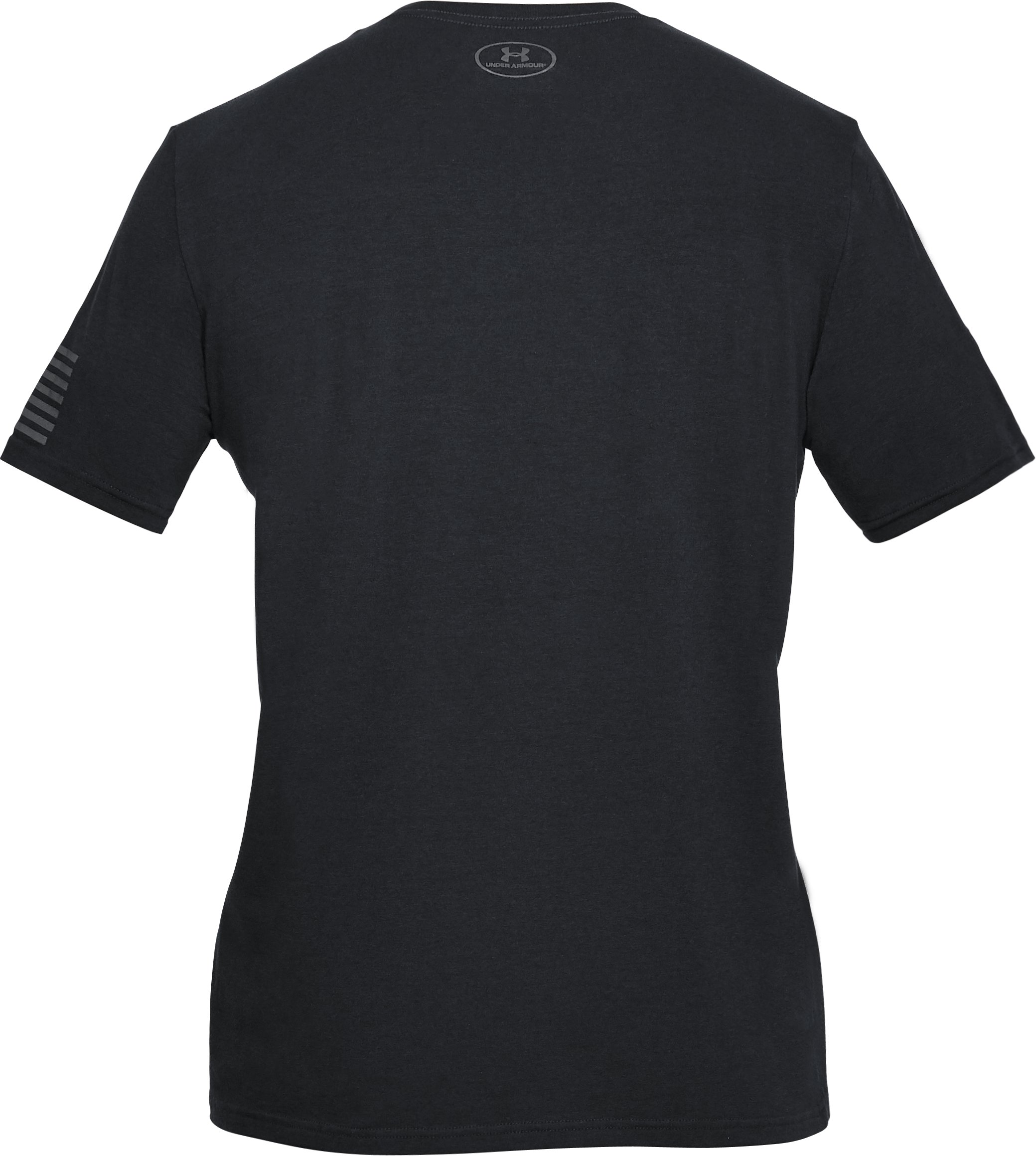 Men's UA Freedom Tonal BFL T-Shirt, Black ,