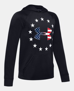 c01f75c2d5 Boys' Kids (Size 8+) Hoodies & Sweatshirts | Under Armour US