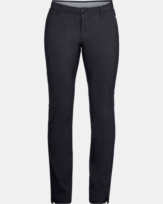 Women's ColdGear® Infrared Links Pants, Black, pdpMainDesktop image number 4