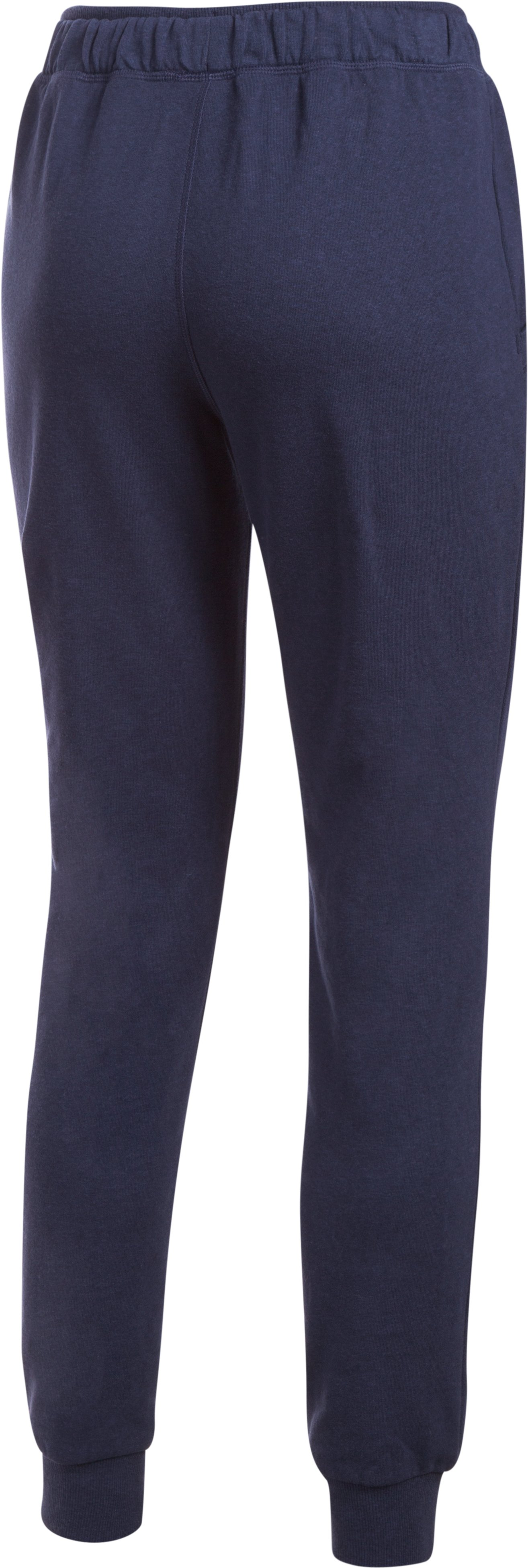 Women's Notre Dame UA Tri-Blend Pants, Midnight Navy,