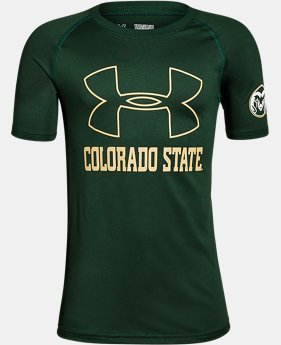 Boys' CSU Charged Cotton® T-Shirt  1 Color $25.99