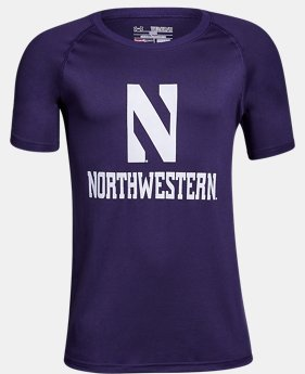 Boys' Northwestern Charged Cotton® T-Shirt  1 Color $25.99