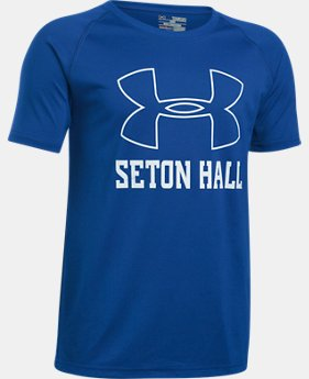 Boys' Seton Hall UA Tech™ T-Shirt  1 Color $25.99