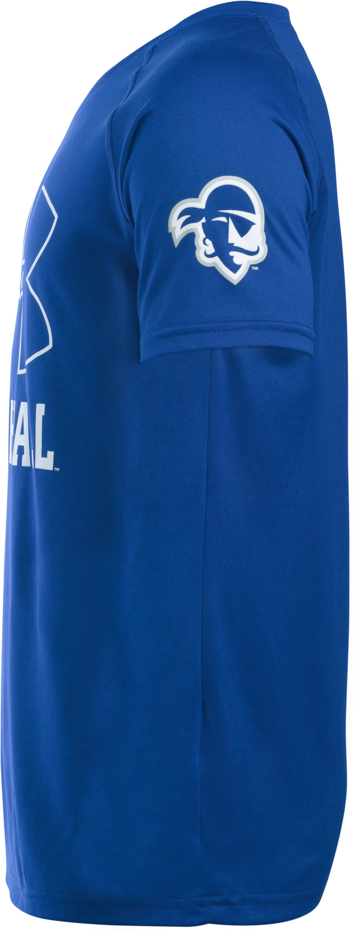 Boys' Seton Hall UA Tech™ T-Shirt, Royal,