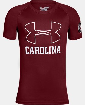 New Arrival Boys' South Carolina Charged Cotton® T-Shirt  1 Color $25.99