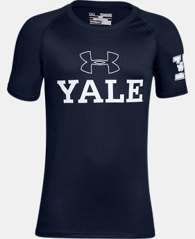New Arrival Boys' Yale Charged Cotton® T-Shirt  1 Color $25.99