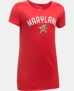 Girls' Maryland UA Graphic T-Shirt  1 Color $25.99
