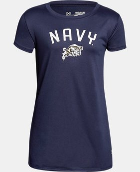 Girls' Naval Academy UA Graphic T-Shirt  1 Color $25.99