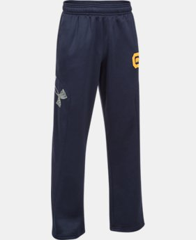 Boys' Cal Bears Big Logo Pants  1 Color $54.99