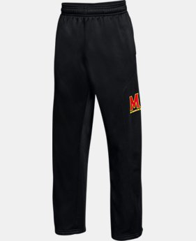 Boys' Maryland UA Big Logo Pants  1  Color Available $54.99